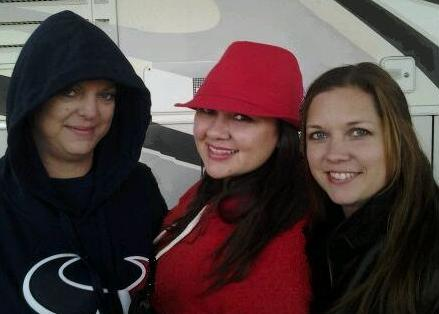 Jen, Pachomp, Angie