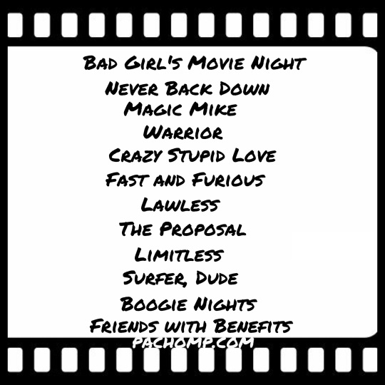 Girls Movie Night pachomp.com