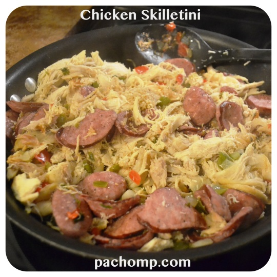 Chicken Skilletini by pachomp.com