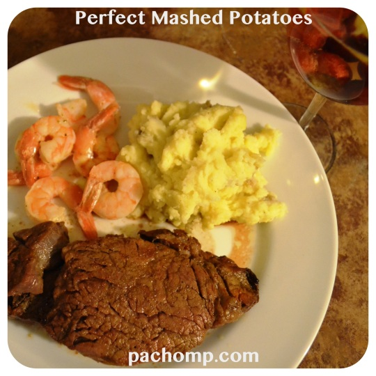 Perfect Mashed Potatoes by pachomp.com
